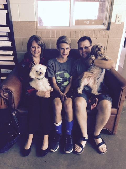 Bunny's family