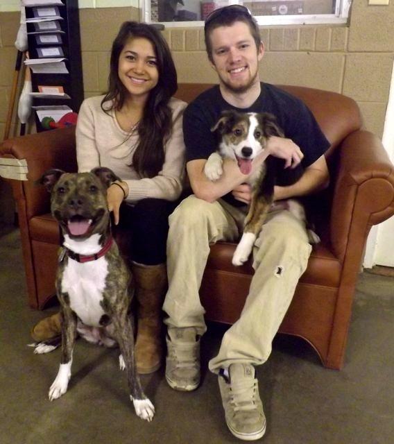 Ian and New Family