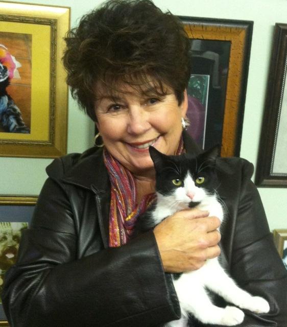 Pat & Kitty med